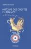 Richard : Histoire des droites en France : de 1815 à nos jours