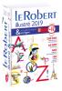 Le Robert illustré et son dictionnaire en ligne 2019 + Clé USB (nouv. éd.)