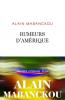 Mabanckou : Rumeurs d'Amérique