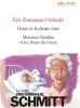 Schmitt : Oscar et la dame Rose (et) Monsieur Ibrahim et les fleurs du Coran (coffret CDs audio, lu par l'auteur)