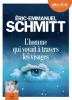 Schmitt : L'homme qui voyait à travers les visages (CD MP3)