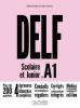 DELF A1 Scolaire et Junior + DVD-ROM (audio + vidéo)