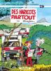 Spirou et Fantasio 29 : Des haricots partout