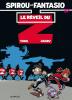 Spirou et Fantasio 37 : Le Réveil du Z