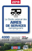 Le Guide national des AIRES DE SERVICES CAMPING-CARS 2019