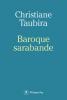 Taubira : Baroque sarabande
