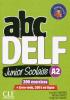 abc DELF Junior Scolaire A2 - 200 exercices + livre web, 100% en ligne (nouv. éd.)