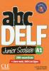 abc DELF Junior Scolaire A1 - 200 exercices + livre-web, 100% en ligne