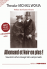 MICHAEL WONJA : Allemand ? Et Noir en Plus ! Souvenirs d'un rescapé des camps nazis