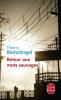 Beinstingel : Retour aux mots sauvages