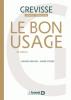 Grevisse : Le bon usage (16e édition)