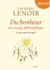 Lenoir : Du bonjeur. Un voyage philosophique