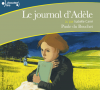 Bouchet : Le journal d'Adèle (1914-1918). 2 CD audio