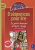 """6 séquences pour lire """"Le petit buveur d'encre rouge"""" de Sanvoisin"""