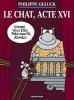 Geluck : Le chat 16 : Le Chat, acte XVI