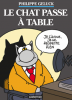 Geluck : Le chat 19 : Le chat passe à table (coffret 2 volumes)