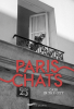 Paris chats. Cats in the city