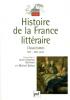 Histoire de la France Littéraire tome 2: Classicismes XVIIe - XVIIIe siècle