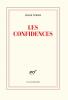 Nimier : Les confidences