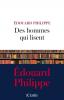 Philippe : Des hommes qui lisent