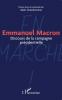 Chardonnens : Emmanuel Macron - Discours de la campagne présidentielle