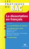 Lemeunier : Les pratiques du BAC - La dissertation en français