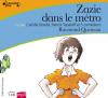 Queneau : Zazie dans le métro (1CD audio MP3)