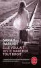 Barukh : Elle voulait juste marcher tout droit