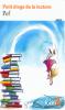 PEF : Petit éloge de la lecture