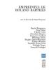 Bougnoux : Empreintes de Roland Barthes