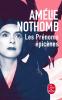 Nothomb : Les prénoms épicènes