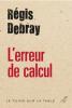 Debray : Erreur de calcul