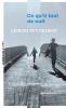 Prix Stanislas 2020 : Petitmangin : Ce qu'il faut de nuit (premier roman)