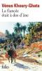Prix Goncourt Poche 2015 : Khoury-Ghata : La fiancée était à dos d'âne
