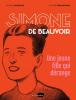 Carquain : Simone de Beauvoir : une jeune fille qui dérange (BD) - nouvelle édition