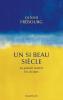 Frébourg : Un si beau siècle. La poésie contre les écrans