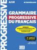 Intermédiaire - Grammaire progressive du français avec 680 exercices - niveau intermédiaire A2-B1