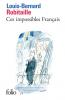 Robitaille : Ces impossibles Français
