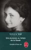 """Veil : Une jeunesse au temps de la Shoah (Extraits d'""""Une vie"""")"""