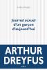 Dreyfus : Journal sexuel d'un garçon d'aujourd'hui