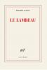Prix Femina 2018 : Lançon : Le lambeau (Prix Spécial Renaudot 2018)