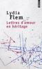 Flem : Lettres d'amour en héritage