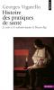 Vigarello : Histoire des pratiques de santé. Le sain et le malsain depuis le Moyen Age