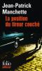 Manchette : La position du tireur couché