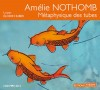 Nothomb : Métaphysique des tubes. 1 CD MP3