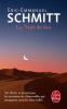 Schmitt : La nuit de feu