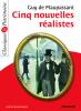 Maupassant : Cinq nouvelles réalistes (u.a.: Mon oncle Jules)