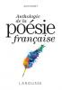 Orizet : Anthologie de la poésie française