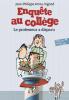 Arrou-Vignod : Enquête au collège 01 : Le professeur a disparu