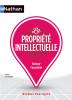 La propriété intellectuelle. Retenir l'essentiel (nouv. éd.)